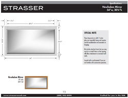 Newhalem Mirror Specifications
